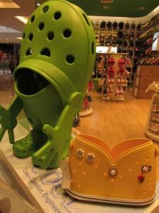 Croc Shop Bangkok