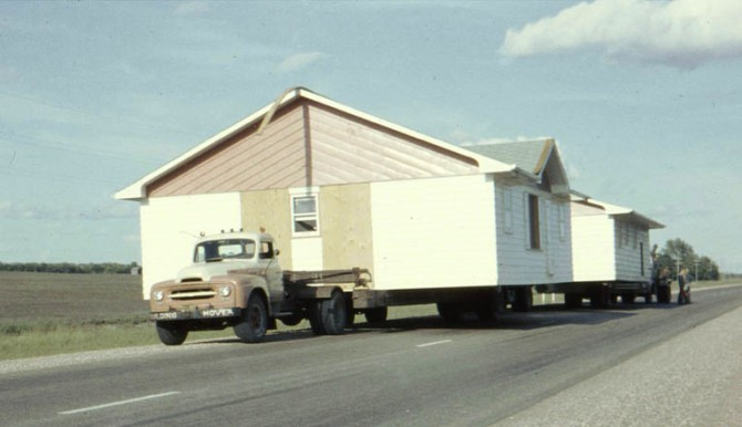 Housetrucks. Some people are just ridiculous about it.