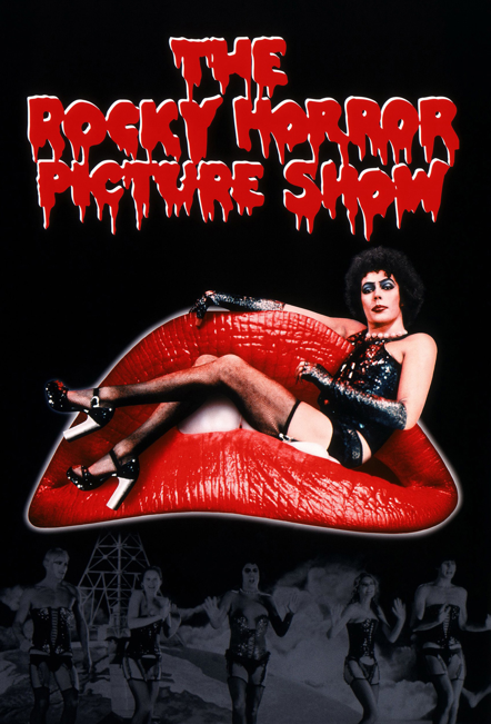 The world-renowned Rocky Horror Picture Show featuring Tim Curry. A nice wee piece of Kiwi culture...