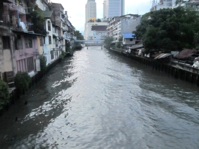 Bangkok - Venice of the East...