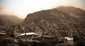 Chitkul, Himalayas.