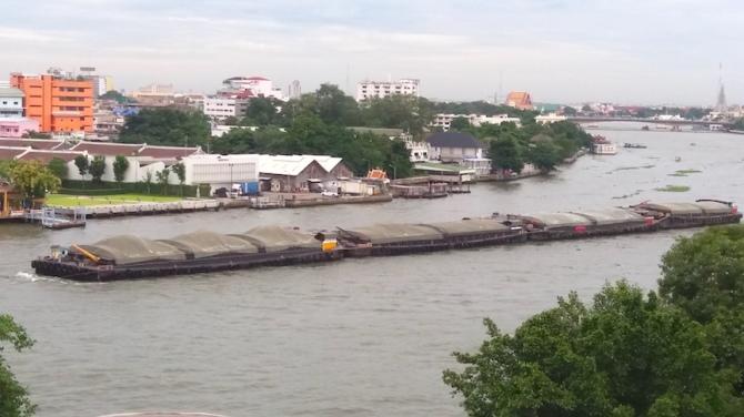 Chao Phraya Barge