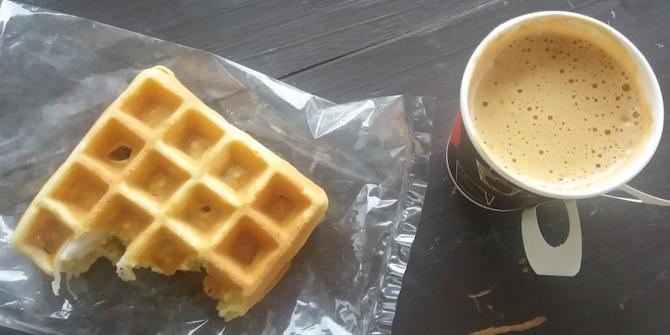 coffee-and-waffle
