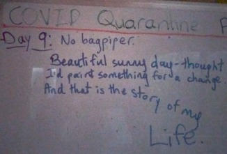 Whiteboard day 9